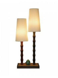 Beside Table Lamp for Bedroom Lighting-Gemini