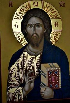 Pictures Of Jesus Christ, Religious Pictures, Religious Icons, Religious Art, Byzantine Icons, Byzantine Art, Christ Pantocrator, Religion, Christian Artwork