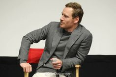 Michael Fassbender at 'Alien: Covenant' special screening, May 15, 2017, New York.