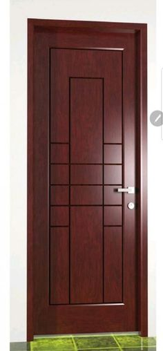 59 Ideas Main Door Grill Design Modern For 2019 Bedroom Door Design, Door Gate Design, Door Design Interior, Interior Doors, Entrance Design, Wooden Front Door Design, Wooden Front Doors, Grill Door Design, Door Grill