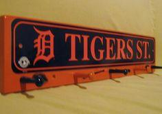 Detroit Tigers orange convo me your favorite team by tomshangups, $34.00
