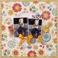 Yum - My Creative Scrapbook - Scrapbook.com