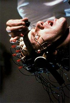 La naranja mecanica de Kubrick