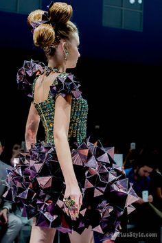 Guo Pei Fashion Show
