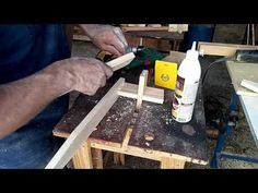 Tools, Youtube, Crates, Wood Art, Woodwind Instrument, Chop Saw, Home, Instruments, Youtubers