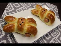 Sosiskalı Bulka Resepti . Sosiskalı Məktəbli Bulkasının Hazırlanması - YouTube Braided Bread, Hot Dog Buns, Favorite Recipes, Pasta, Make It Yourself, Baking, Youtube, Recipes, Cookies