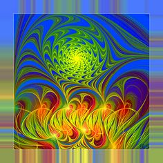 Summertime Meadow by ~fractal1 on deviantART
