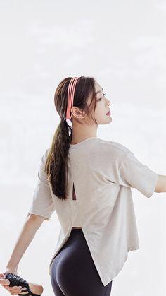 Korean Beauty Girls, Cute Korean Girl, Sexy Asian Girls, Beautiful Asian Girls, Kim Yuna, Fitness Wear Women, Asian Celebrities, Sporty Girls, Teenager Outfits