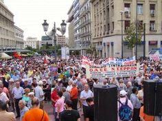 Μεγαλειώδης συγκέντρωση συνταξιούχων στην Αθήνα  Διαβάστε περισσότερα » http://thivarealnews.blogspot.gr/2014/06/blog-post_376.html