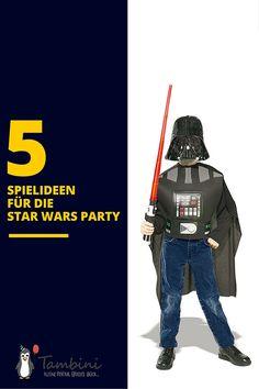 Spielideen für die Star Wars Party | Tambini