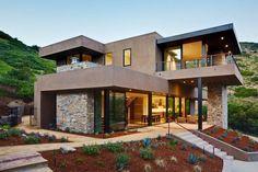 House exterior minimalist arquitetura 27 Ideas for 2019 Residential Architecture, Contemporary Architecture, Amazing Architecture, Interior Architecture, Contemporary Design, Landscape Architecture, Modern Exterior, Exterior Design, Interior Modern
