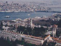 Topkapi Palace   History is first cornerstone of future
