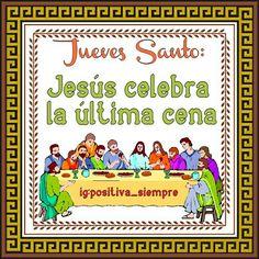 Feliz y bendecido jueves santo....buscame y sigueme en instagram como positiva_siempre
