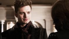 I liked Jefferson/Mad Hatter (Sebastian Stan). I'm glad he found his daughter.