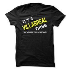cool It is a VILLARREAL Thing Tee Order now !!