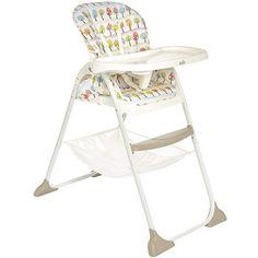 Joie Mimzy Snacker Highchair in Parklife