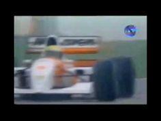 AYRTON SENNA. A Melhor Volta da História da F1 - The Best Lap of the Formula 1 History