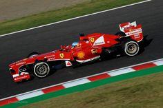 Fernando Alonso, Ferrari, Suzuka,  October 12, 2013 at 11:30 am