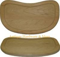 Oak Tray For Antique High Chair Wood Stove Steamers Pinterest