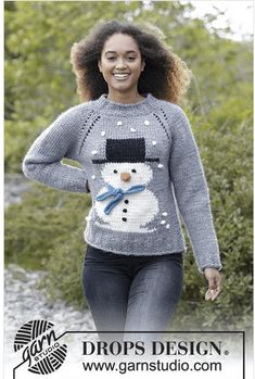 Nothing Ugly about this Christmas Sweater  ||  Christmas sweaters or Christmas jumpers have a bad reputation for being hideous, garish and silly, but of course we knitters know there are holiday sweaters that are downright adorable and worth th… http://knitting.craftgossip.com/nothing-ugly-about-this-christmas-sweater/2017/11/10/?utm_campaign=crowdfire&utm_content=crowdfire&utm_medium=social&utm_source=pinterest