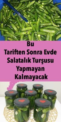 Bu Tariften Sonra Evde Salatalık Turşusu Yapmayan Kalmayacak – Sulu yemek – Las recetas más prácticas y fáciles Best Salad Recipes, Soup Recipes, Protein Bread, Recipe Sites, Recipe Recipe, Recipe Search, Turkish Recipes, Homemade Beauty Products, Freezer Meals