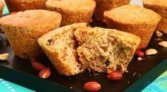 Muffin de Amendoin: preparo leva apenas 30 minutos