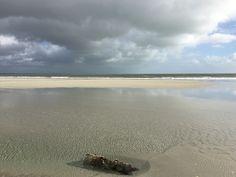 Plage en Finistère sud