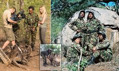 The Black Mambas are an all-female, anti-poaching unit who risk their own lives to protect the endangered animals being hunted by poachers around Kruger National Park, South Africa