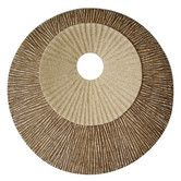 Found it at Wayfair - Round Double Layer Wall Décor