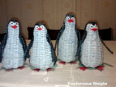 Papierowa Magia: Pingwiny z Madagaskaru.   hahahahahahahahahahahahahahaha