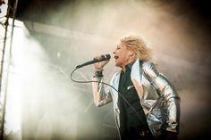 Interviews: Festival Report: Rockin 'Hellsinki, Kaisa Niemi from 14 to 06.15.2013 :: Imperiumi.net