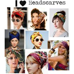 """Headscarves"""