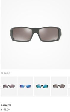 c7aae1636f Oakley Gascan Polarized Sunglasses. PRODUCT DETAILS  Frame color  Granite  Lens color  Prizm