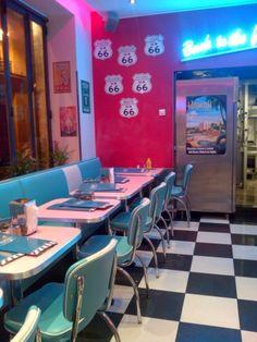 HD Diner un resto vintage