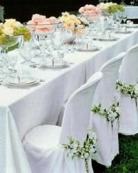 TARIFS OPTIONS Wedding Car Decorations, Wedding Centerpieces, Lavender Wedding Theme, Wedding Reception Chairs, Slipcovers For Chairs, October Wedding, Wedding Chair Covers, Party, Wedding Boutonniere