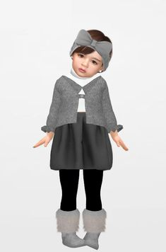 Baby clothes should be selected according to what? How to wash baby clothes? What should be considered when choosing baby clothes in shopping? Baby clothes should be selected according to … Sims 4 Toddler Clothes, Sims 4 Cc Kids Clothing, Toddler Outfits, Kids Outfits, Toddler Cc Sims 4, Toddler Hair Bows, Teen Clothing, Toddler Fashion, Toddler Girls