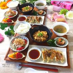 5 easy family dinners for - February week 1 6 Meals A Day, Food L, Midweek Meals, Easy Family Dinners, Exotic Food, Asian Recipes, Ethnic Recipes, Food Plating, Japanese Food
