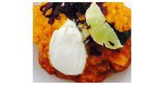 pumpkin red lentil curry 220cal per serve
