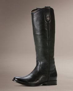 Women's Brush Off Melissa Button Boot - Black