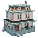 Victorian 'Lily' Dollhouse