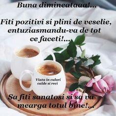 Imagini buni dimineata si o zi frumoasa pentru tine! - BunaDimineataImagini.ro Good Morning, Tableware, Motivation, Coffee, Pictures, Rome, Bom Dia, Buen Dia, Dinnerware
