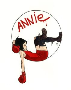 Multiversity Comics » Artist August: Vera Brosgol [Art Feature]