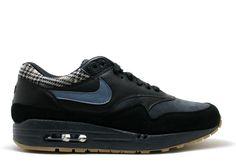 Nike-air-max-1-Premium-black-blue-graphite-anthracite - 309717-042