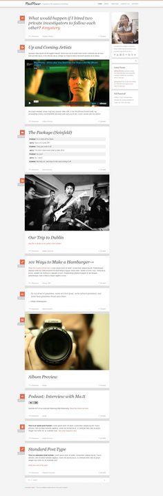 Blog and Magazine