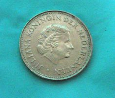 1971 Netherlands One Crown Queen Juliana Coin Vintage Foreign Money Collect Facebook Store, Business Pages, Selling On Ebay, Netherlands, Ms, Coins, Mid Century, Queen, Money