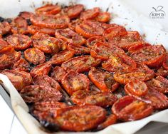 omemade Roasted Tomato Sauce