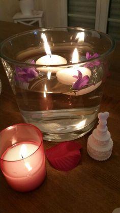 Tea Lights, Candles, Candle, Lights