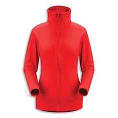 You'll always be able to spot me on the trail - Arcteryx Women's Solita Jacket