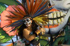 dia de los meurtos  day of the dead festivals in the united states