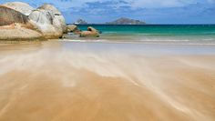 The southern end of Whisky Bay beach during a windstorm. The streaks on the beach are sand being blown into the Ocean. Wilsons Promontory, Victorian Photos, Where The Heart Is, Whisky, Melbourne, Road Trip, Bucket, Ocean, Outdoors